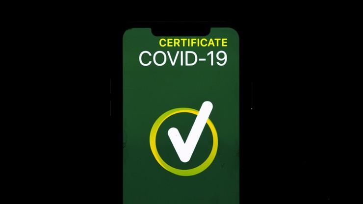 Resort zdrowia ostrzega przed fałszywymi certyfikatami szczepień przeciwko koronawirusowi