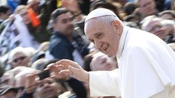 Papież do Polaków: niech wspiera was i prowadzi Maryja Królowa Polski