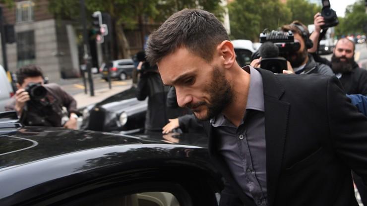 Lloris pozostanie kapitanem Tottenhamu mimo jazdy po alkoholu