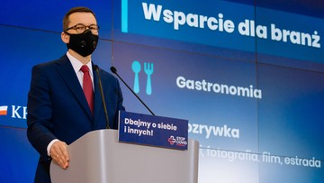 Polsatnews.pl: rząd odmraża gospodarkę. Pierwsze zmiany 30 listopada