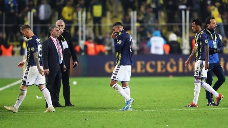 UEFA ukarała Fenerbahce Stambuł wysoką grzywną
