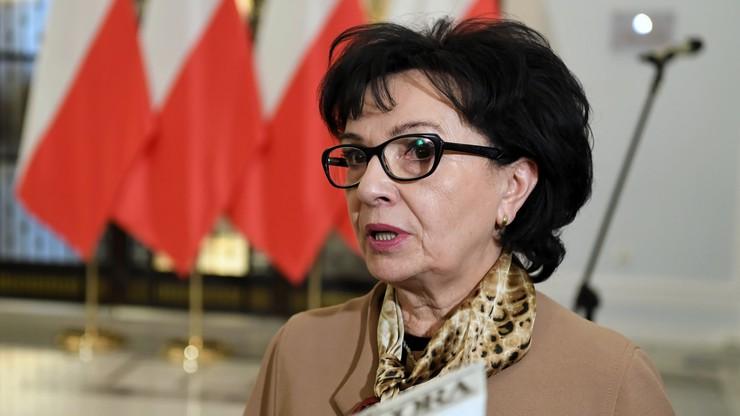 Marszałek Sejmu w USA. Spotka się m.in. z Nancy Pelosi
