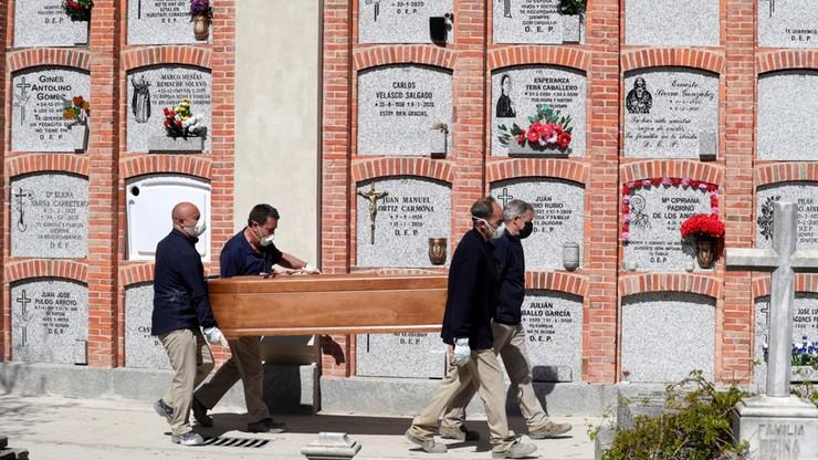 W Katalonii uroczystości pogrzebowe coraz częściej odbywają się w domach