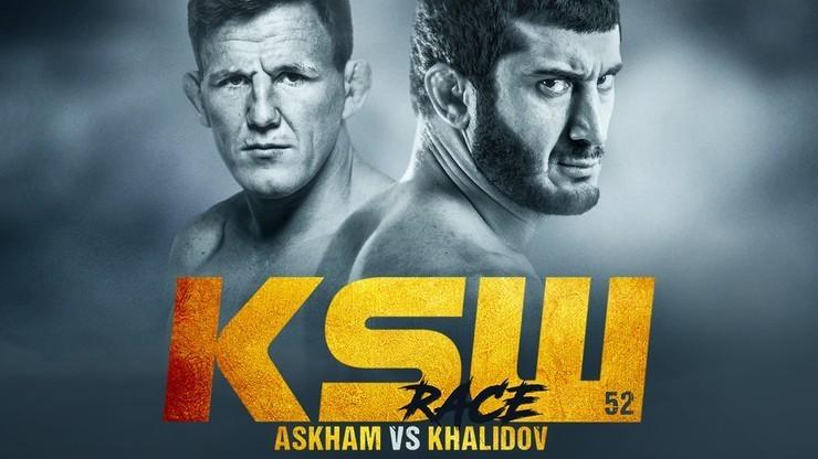 KSW 51 i KSW 52: Retransmisja w Polsacie Sport