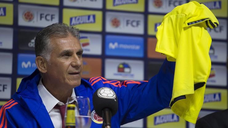 Portugalczyk nowym selekcjonerem reprezentacji Kolumbii