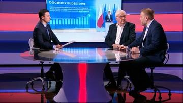 Zandberg: równoważenie budżetu, zamiast rozwiązywania problemów, nie jest odpowiedzialne społecznie