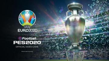 EURO 2020 jednak w tym roku. Nowa aktualizacja w eFootball PES 2020