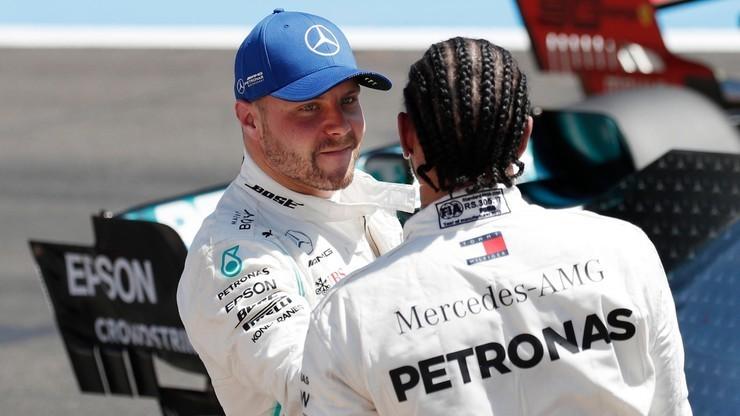 Formuła 1: Valtteri Bottas wygrał kwalifikacje na Silverstone