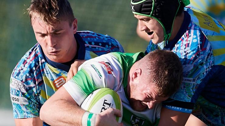 Ekstraliga rugby chce systemu jesień-wiosna