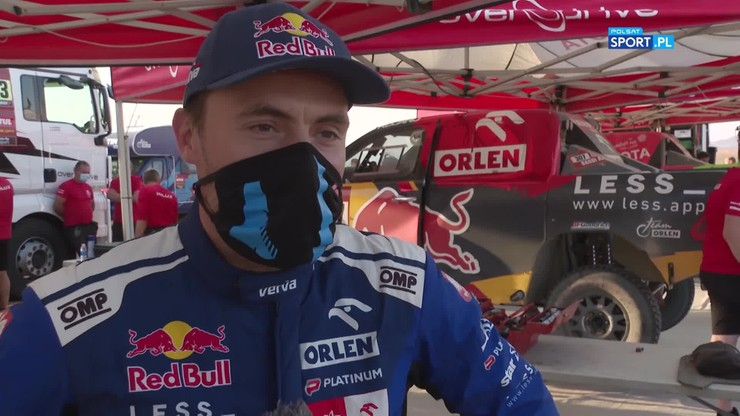 Wypowiedzi Przygońskiego, Wiśniewskiego i Prokopa po 10. etapie Rajdu Dakar
