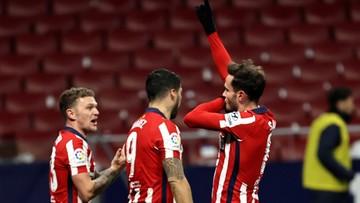Atletico Madryt liderem La Liga na półmetku rozgrywek