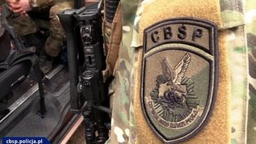 Narkotykowy boss sprowadzony do Polski. Był poszukiwany Europejskim Nakazem Aresztowania