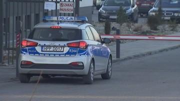Mieli planować zamach terrorystyczny na warszawską szkołę. Policja zatrzymała cztery osoby