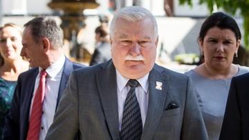 Wałęsa: wybaczam tym którzy podrabiali dokumenty; nie zgodziłem się nigdy na współpracę agenturalną z SB