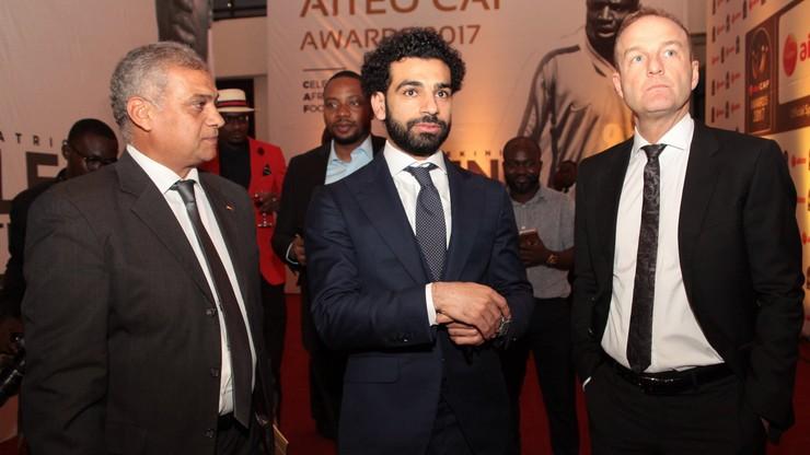 Salah piłkarzem 2017 roku w Afryce