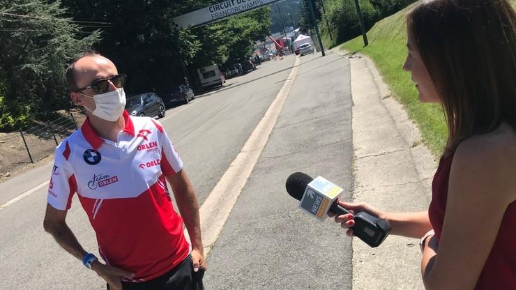 Formuła 1. Alfa Romeo Racing ORLEN: Kubica zastąpi Raikkonena w GP Holandii