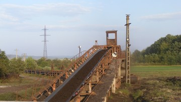 Tragiczny wypadek na Dolnym Śląsku. Taśmociąg wciągnął pracownika