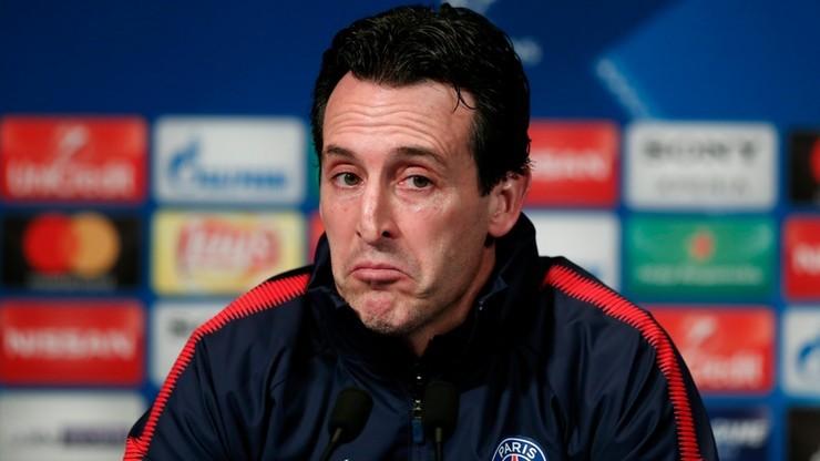 Emery ogłosił, że po sezonie odchodzi z PSG