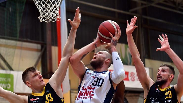EBL: King Szczecin - WKS Śląsk Wrocław. Transmisja w Polsacie Sport Extra