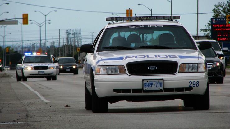 Roczne dziecko zastrzelone w Kanadzie. Policja próbowała zatrzymać ojca