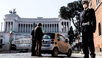 Dobowa liczba ofiar koronawirusa we Włoszech najniższa od kilku tygodni