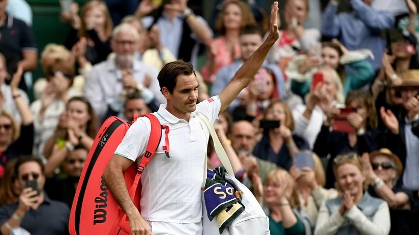 Tokio 2020: Roger Federer nie weźmie udziału w igrzyskach. Powodem kontuzja