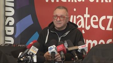 Jerzy Owsiak rezygnuje z funkcji prezesa Fundacji WOŚP