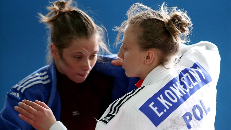 MP w judo: Zwycięstwo Konieczny po przerwie macierzyńskiej