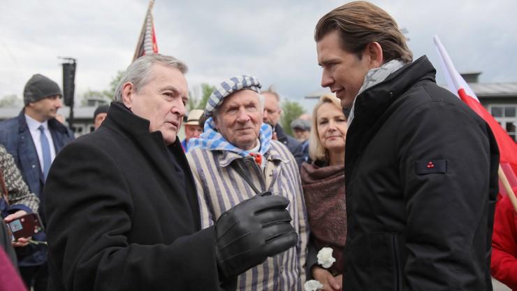 Gliński interweniował u kanclerza Austrii ws. obozu w Gusen, gdzie m.in. zbudowano osiedle domów