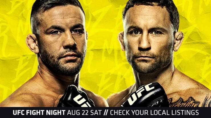 UFC Fight Night: Munhoz - Edgar. Karta walk. Gdzie obejrzeć?
