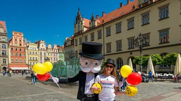 Wrocław będzie miał własną grę Monopoly, a nawet dwie