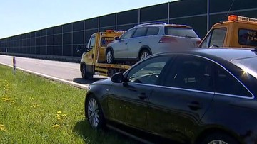 Zmowa przetargowa firm zajmujących się holowaniem i parkowaniem samochodów