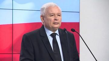 Prezes PiS: nagrody dla ministrów to nie skandal; powiedziałem Szydło, by pokazała pazurki