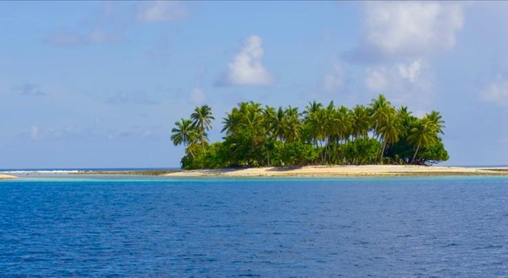 Byli enklawą wolną od Covid-19. Koronawirus dotarł na rajskie wyspy