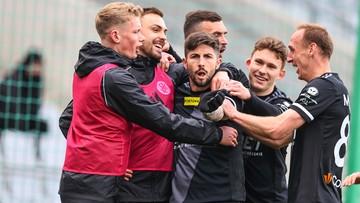 Fortuna 1 Liga: ŁKS wciąż w grze o Ekstraklasę. Ambitna Korona nie dały rady