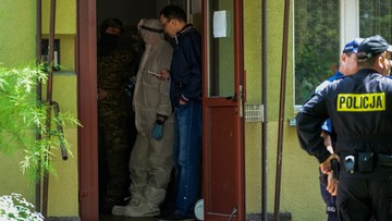 Tymczasowy areszt dla mężczyzny, który podłożył ładunek wybuchowy