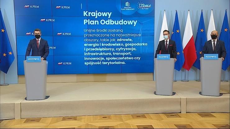 Większość Polaków uważa, że opozycja powinna poprzeć Fundusz Odbudowy. Sondaż IBRiS