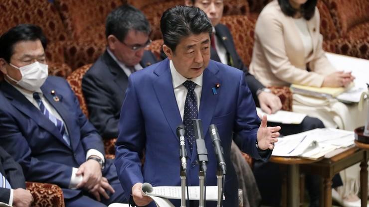 Premier Japonii: Igrzyska w Tokio nie będą odwołane