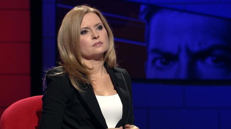 """Napisał o dziennikarce Polsat News """"zwykła ku***"""". Wyśledziła go i ujawniła nazwisko"""
