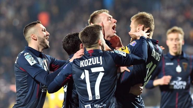 Lotto Ekstraklasa: Trwa świetna passa Pogoni Szczecin