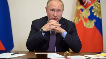 Putin: kilkadziesiąt osób w moim otoczeniu choruje na Covid-19