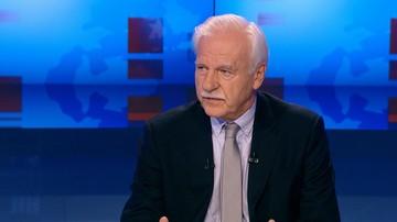 """""""Wstyd i rysa na polsko-amerykańskich stosunkach"""". Olechowski o słowach Obamy o TK"""