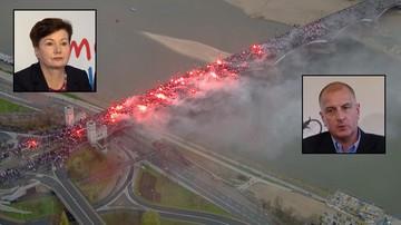 Warszawa i Wrocław odwołują się od decyzji sądów ws. marszów narodowców