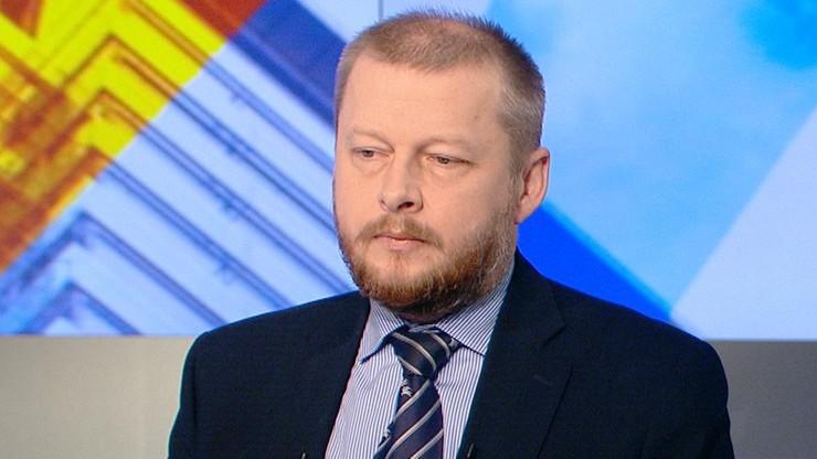 Dr Wojciech Szewko: mamy do czynienia z armią. UE sobie nie radzi