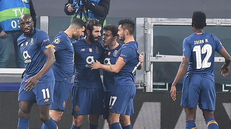 Liga Mistrzów: Porto w ćwierćfinale po dramatycznej dogrywce. Juventus znów za burtą