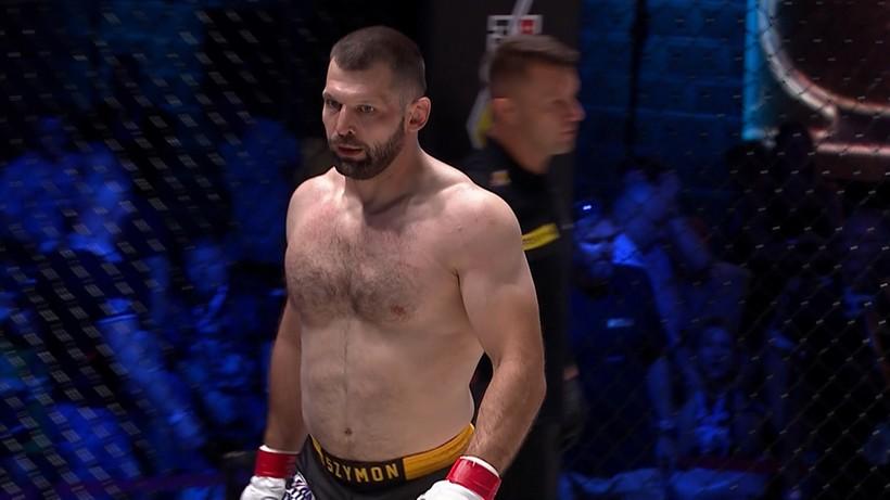 Szymon Kołecki: Tej walki sam bym sobie nie wybrał