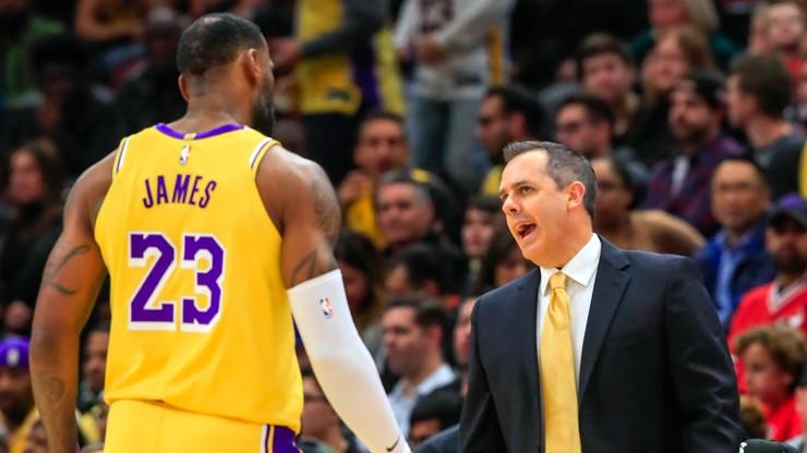 NBA: Lakers nie zwalniają tempa