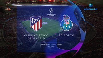 Atletico Madryt - FC Porto 0:0. Skrót meczu