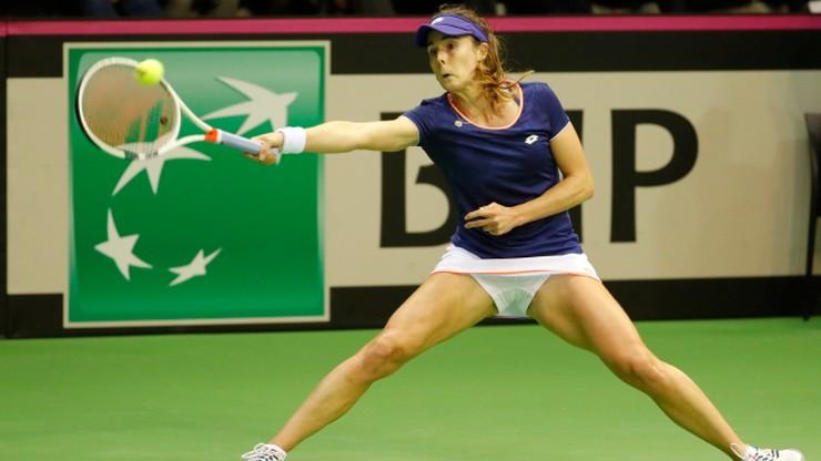 Fed Cup: Białorusinki i Francuzki blisko awansu