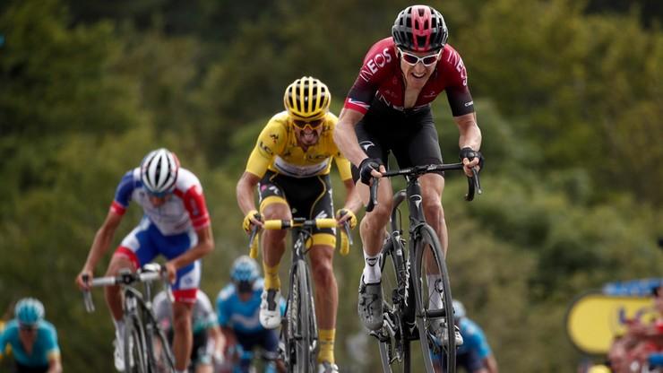 Tour de France: Thomas na dobrej drodze do drugiego z rzędu triumfu